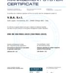 Scarica il certificato di qualità